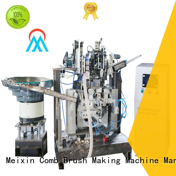 Meixin high speed paint brush cleaner machine inquire now for commercial