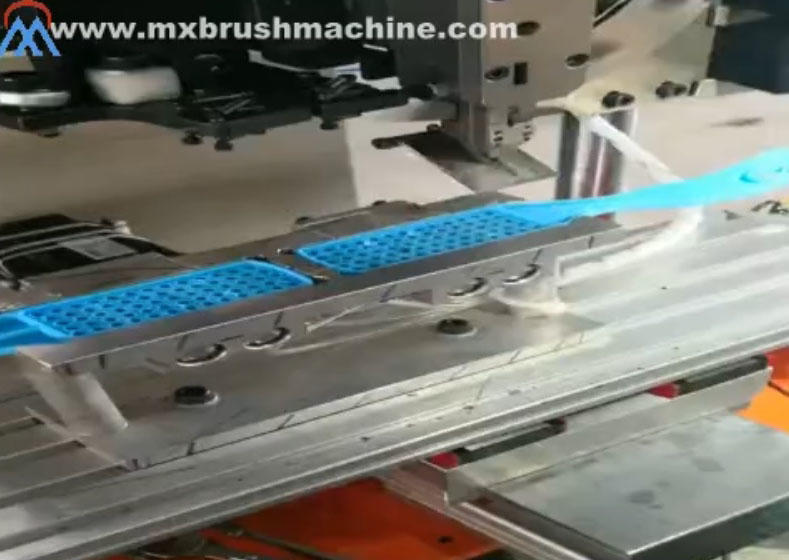 2 Axis Tufting Brush Machine