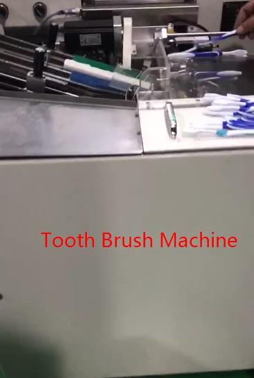 Tooth Brush Machine