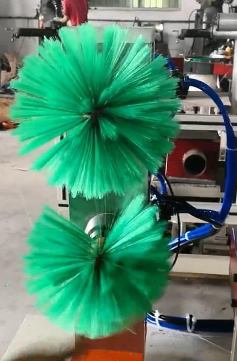 Ceiling Broom Making Machine