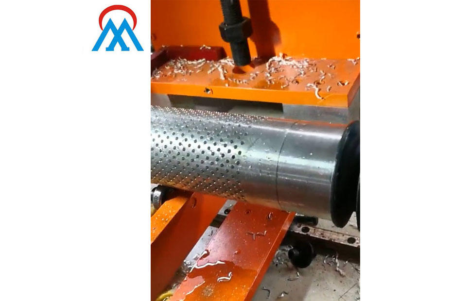 Aluminum material Roller Brush Machinery