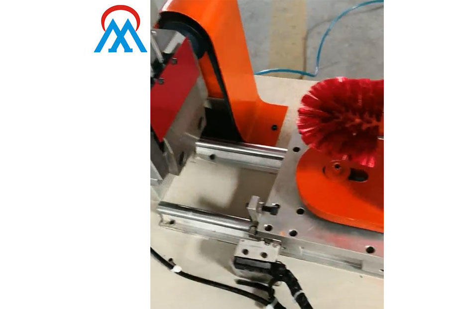 Semi-Automatic Toilet Brush Cutter Machine