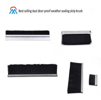 Best selling dust door proof weather sealing strip brush