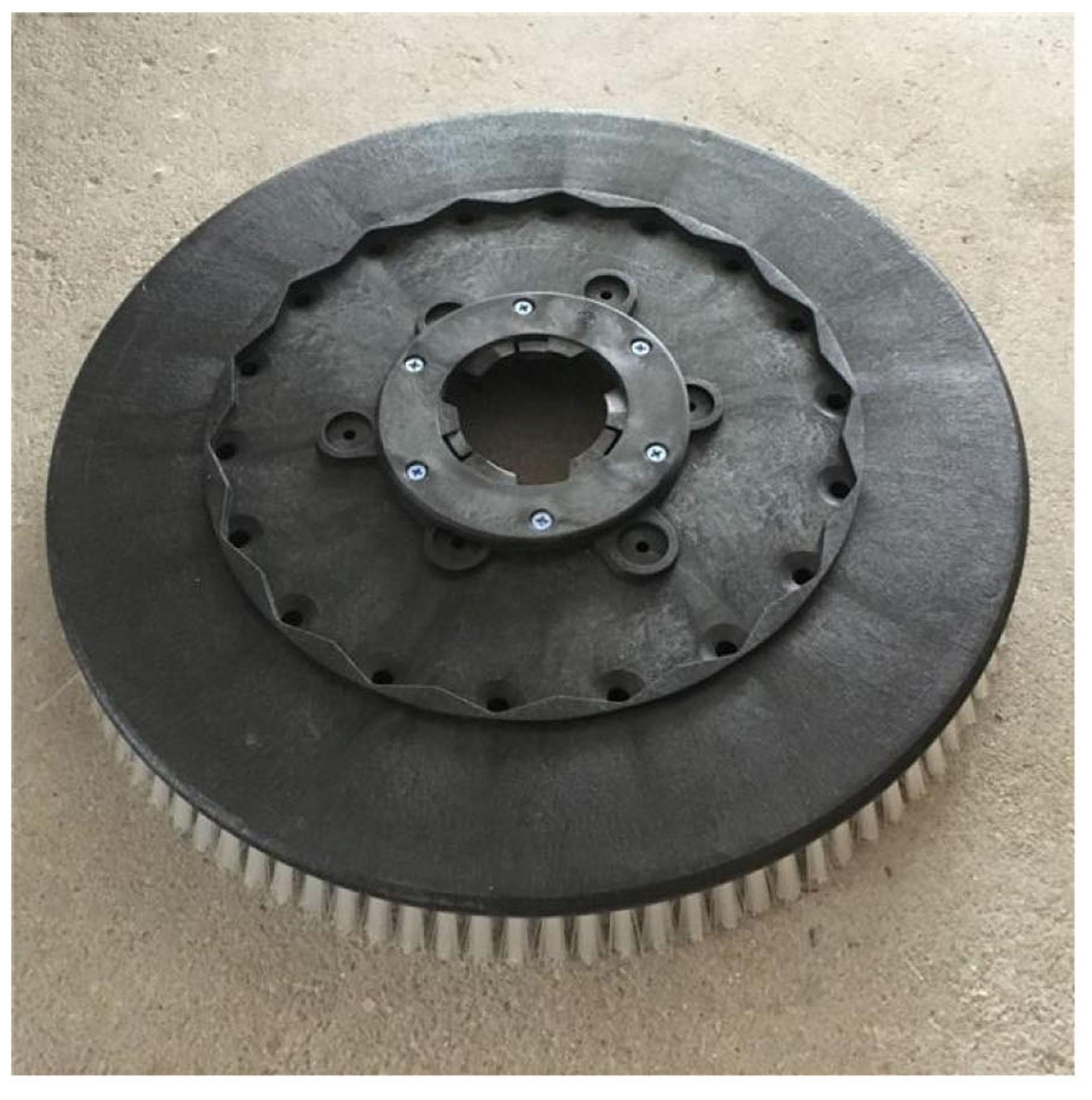 Meixin-Best Plastic rotating disc type scrub brush