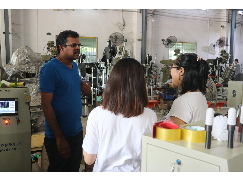 Meixin-Brush Manufacturing Machine Manufacture | Round Stick Brush-1