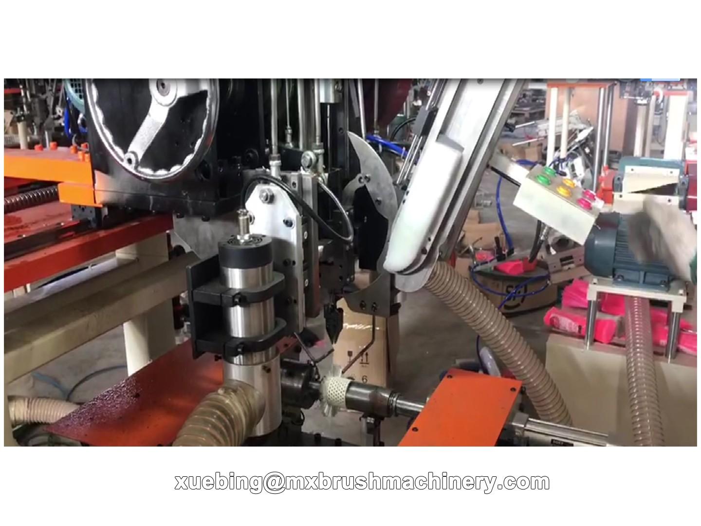 Meixin-Brush Manufacturing Machine Manufacture | Round Stick Brush-4
