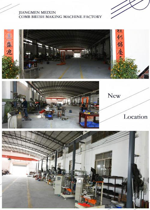 Meixin drilling cnc machine for home use Low noise for factory
