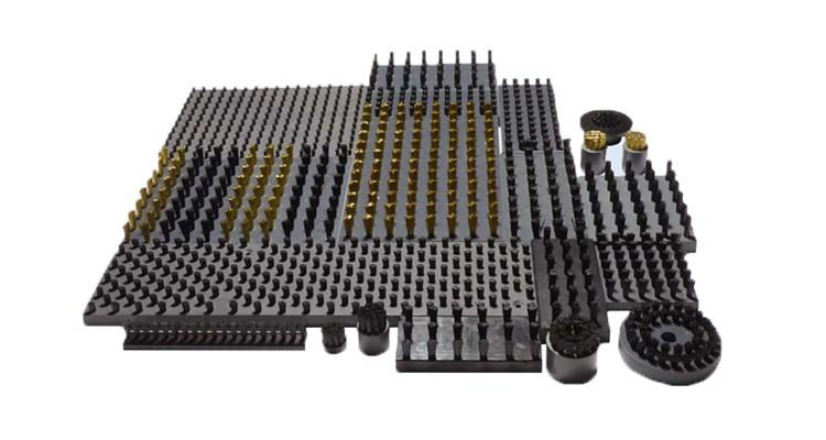 wire tube brush for drill metal Meixin