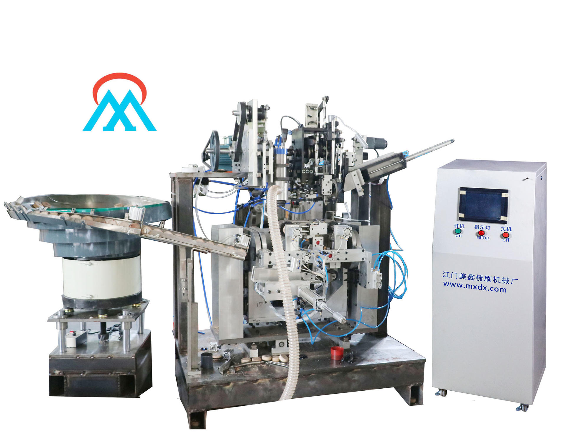Polishing Brush Machine