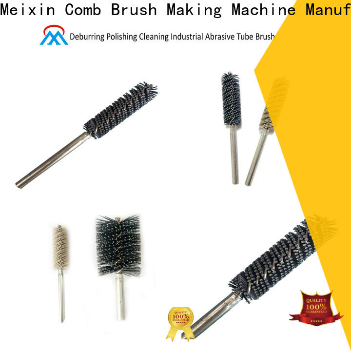 Meixin wheel brush for drill series for factory