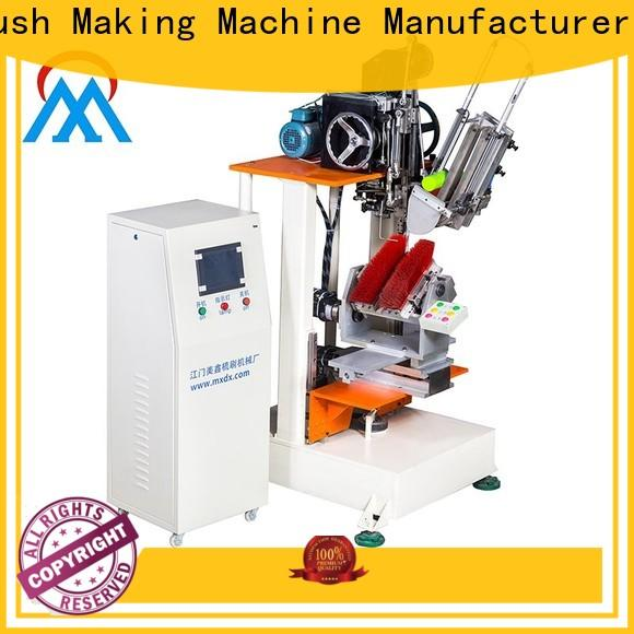 Meixin professional 4 Axis Brush Making Machine with good price for industry