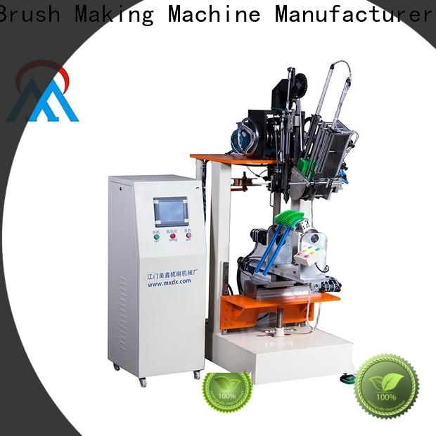 Meixin reliable 3 Axis Brush Making Machine factory price for factory