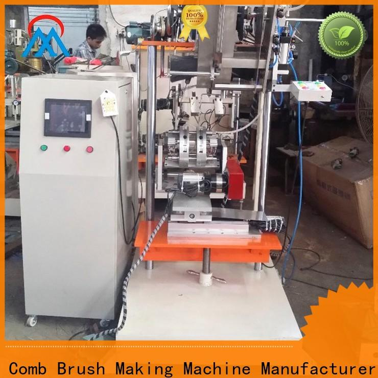 Meixin stable broom making machine factory price for commercial