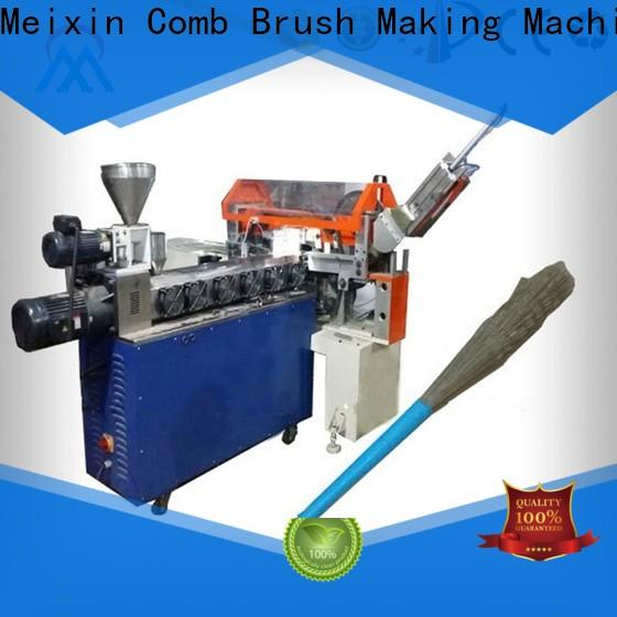 quality broom making machine factory price for industry