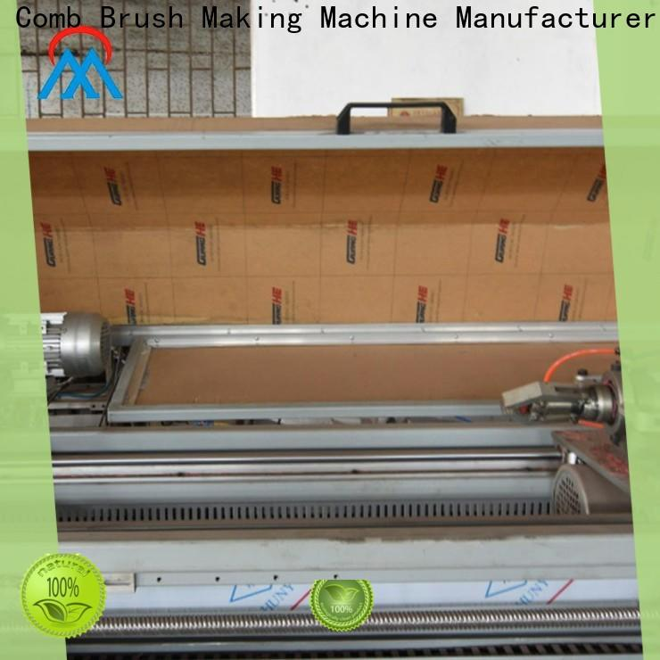 Meixin 3 Axis Brush Making Machine factory price for commercial