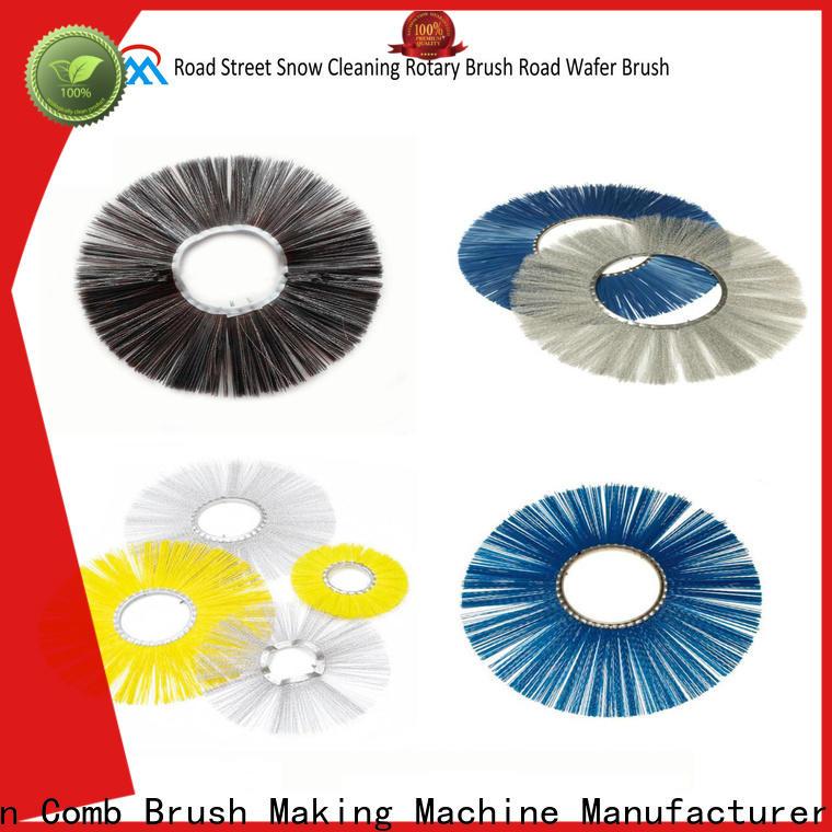 Meixin microfiber wheel brush manufacturer for factory