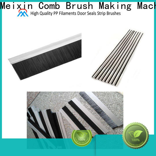 Meixin reliable best alloy wheel brush customized for factory