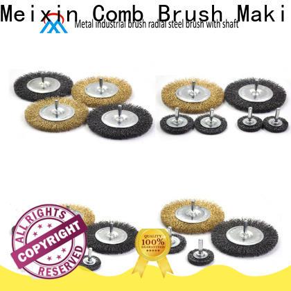 Meixin autoglym wheel brush customized for industry
