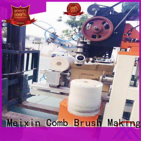 Meixin high speed facial brush machine