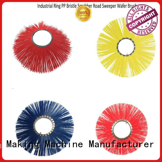 Meixin wire wheel brush for bench grinder customized for factory