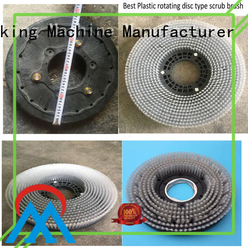 Meixin alloy wheel cleaning brush from China for factory