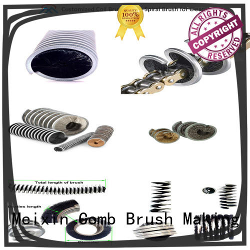 Meixin quality autoglym wheel brush from China for commercial