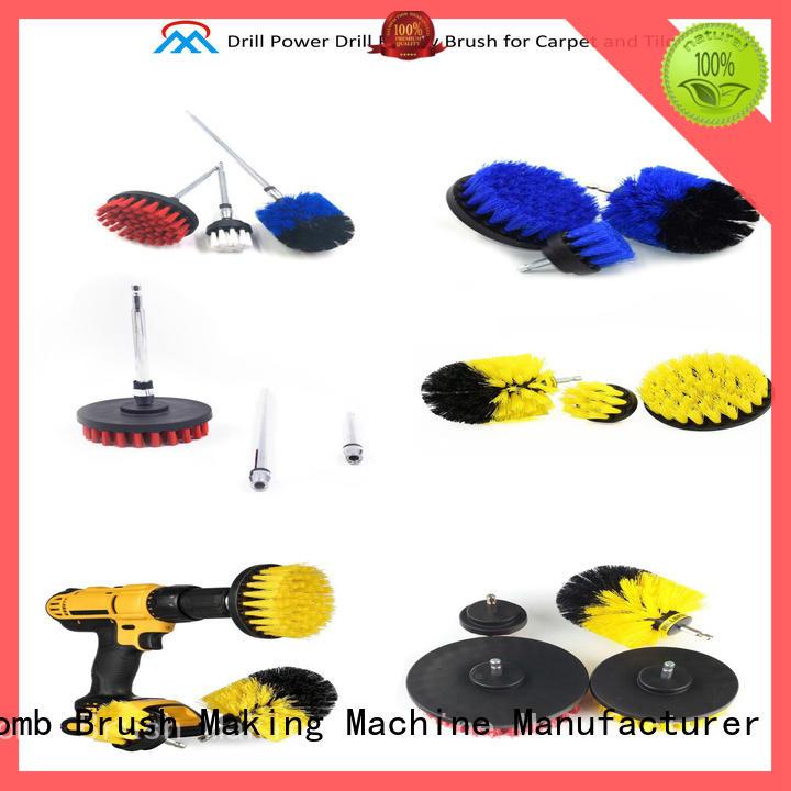 Meixin brushed wheels