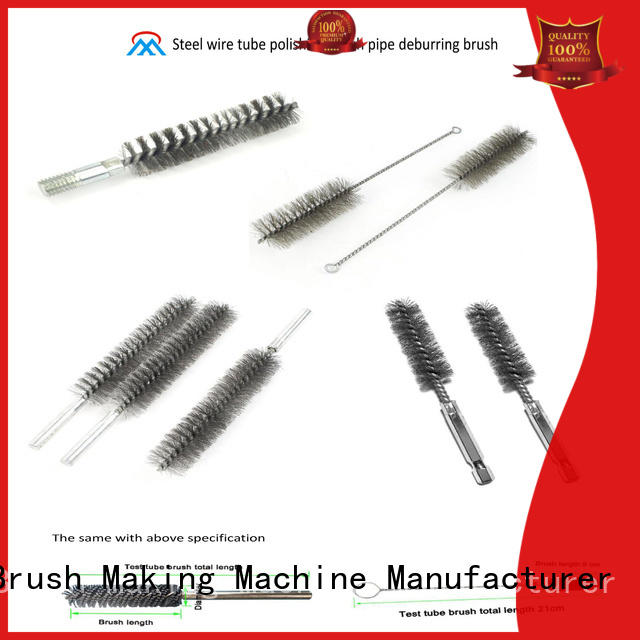 hot selling brush hero wheel brush from China for industrial