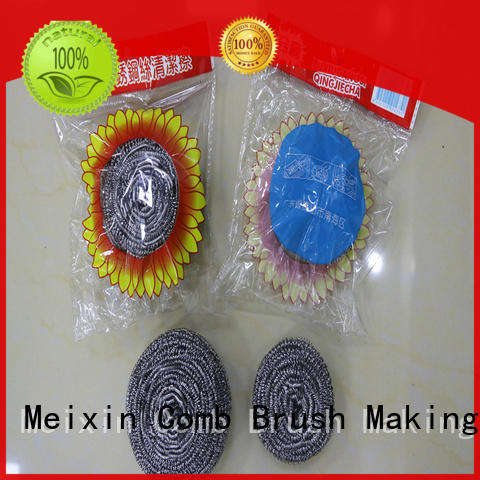 Meixin best wheel cleaning brush from China for factory