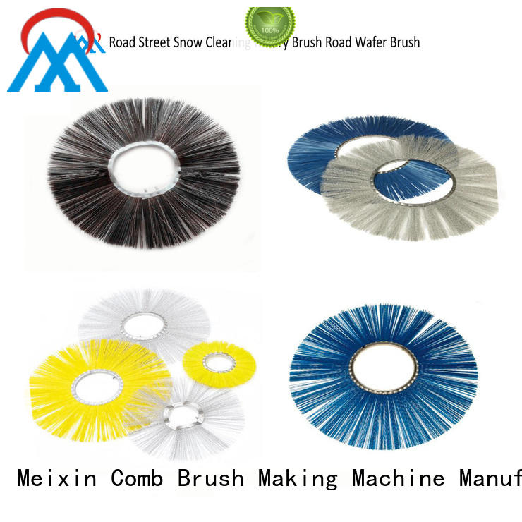Meixin reliable mothers wheel brush series for industry