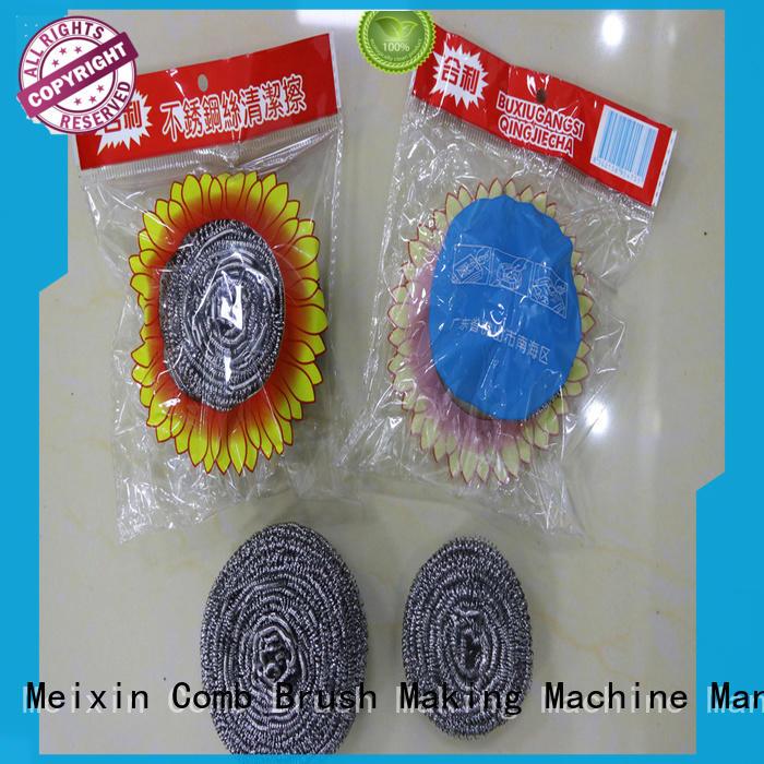 Meixin customized facial brush machine factory for factory