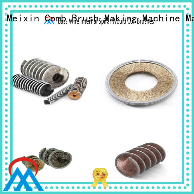 quality wire wheel brush for bench grinder from China for industry