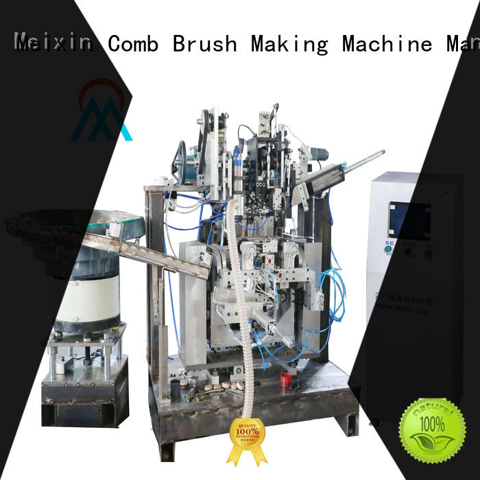 high speed facial brush machine