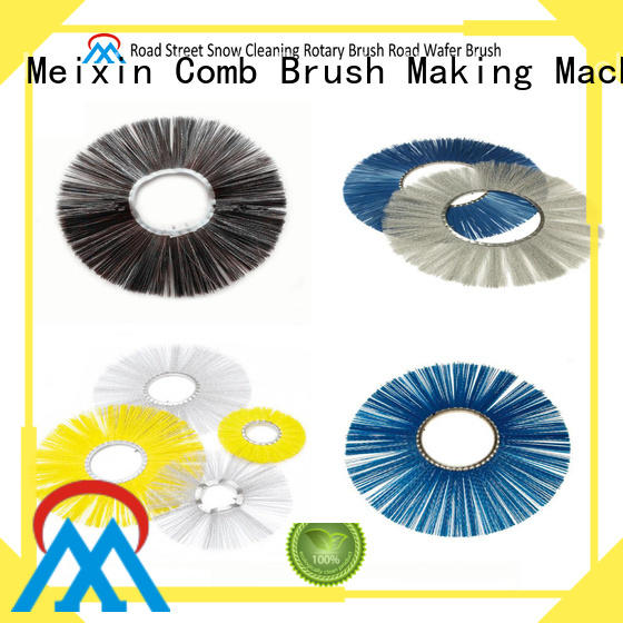 Meixin flexible strip brush