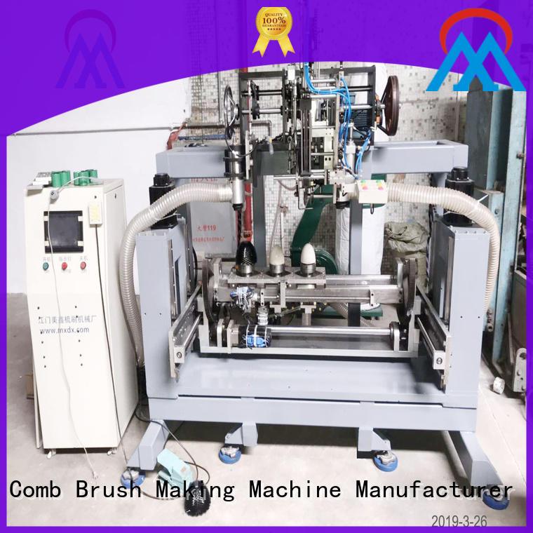 Meixin high speed makeup brush washing machine room