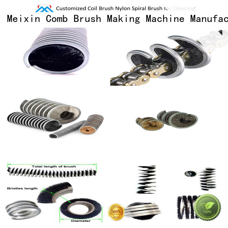 Meixin wheel brush for drill directly sale for commercial
