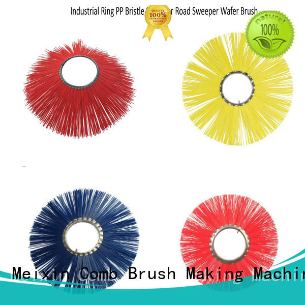 Meixin mothers wheel brush customized for commercial