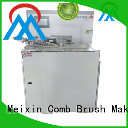 Meixin best price tooth brush machine customized for factory
