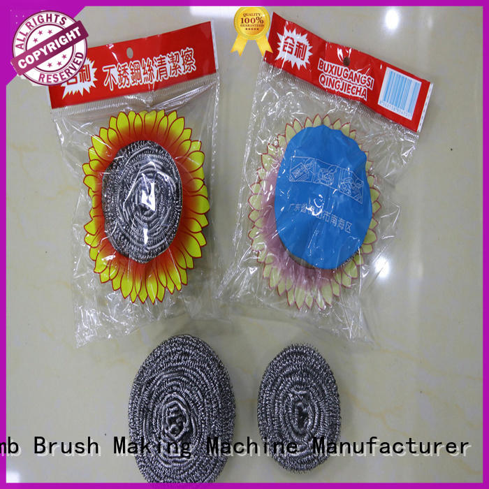 approved paint brush cleaner machine with good price for factory