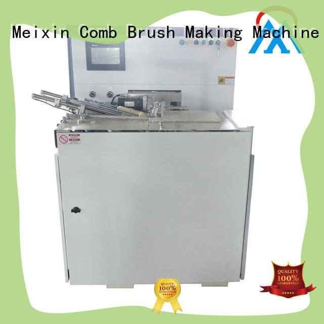 Meixin best price tooth brush making machine manufacturer for commercial