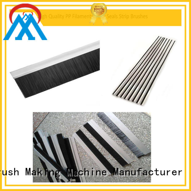 Meixin best alloy wheel brush from China for commercial