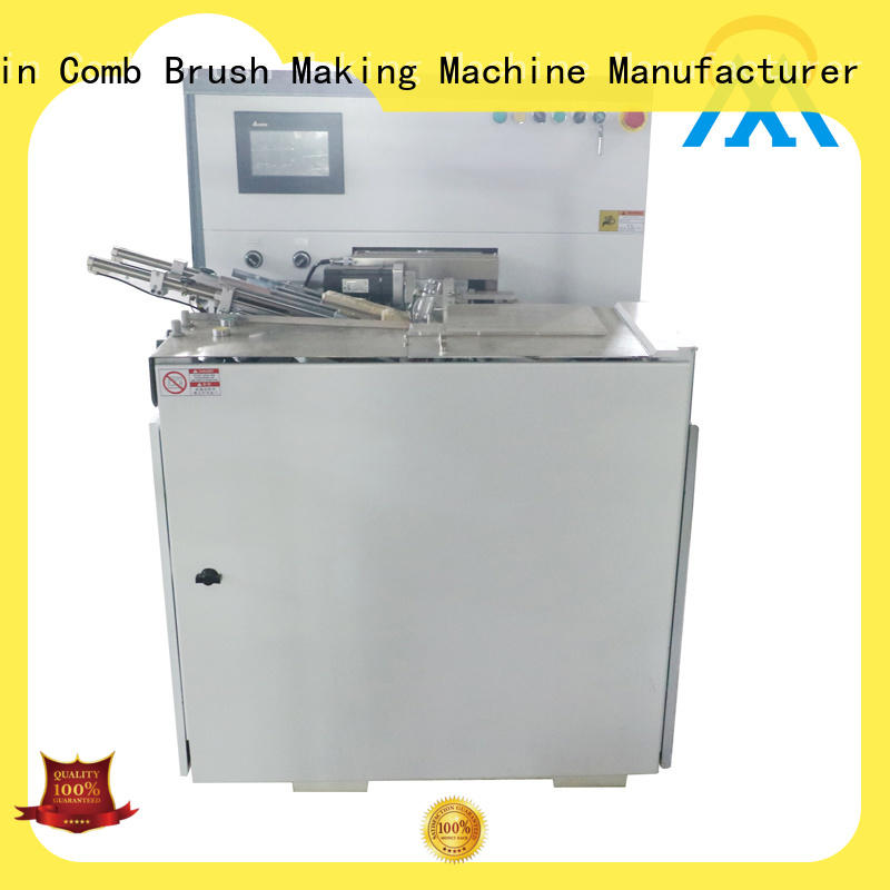 Meixin tooth automatic vertical toothbrush making machine buy now Tooth Brush machine