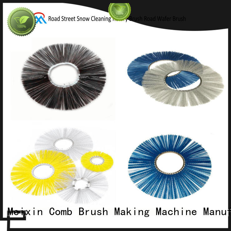 Road Street Snow Cleaning Rotary Brush Road Wafer Brush