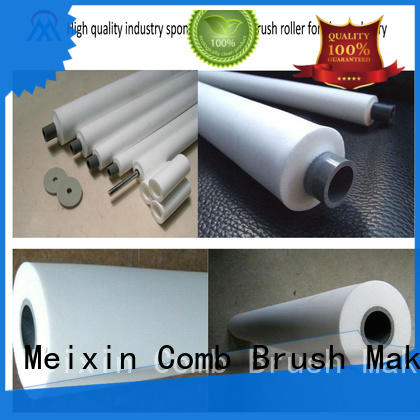 Meixin soft industrial brushes